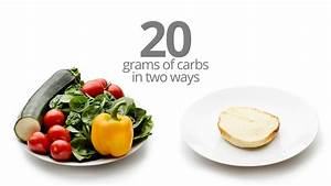 20 And 50 Grams Of Carbs  U2013 How Much Food Is That