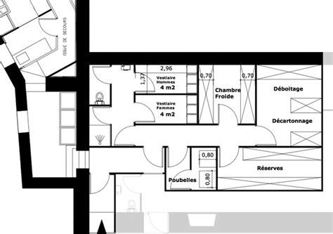 plan cuisine restaurant normes plan cuisine restaurant normes 28 images architecte