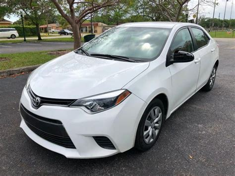 Maybe you would like to learn more about one of these? 2016 Used Toyota Corolla 4dr Sedan CVT LE at A Luxury ...