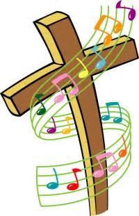 Religious Music Clipart