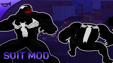 Ultimate Spider Man Classic Venom Symbiote Suit Mod