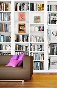 Library, Large, Photo, Books, 280cm, 1, Piece, Wall, Mural