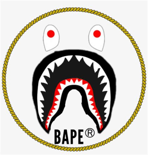 Theme Is Bape Bape Shark Logo Png Transparent PNG