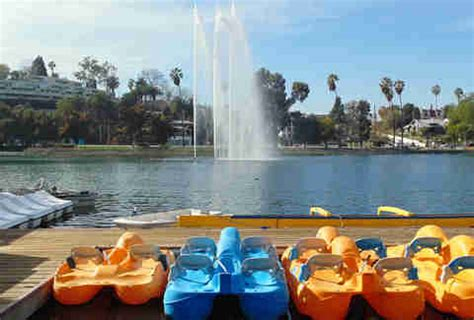 Pedal Boat Calories Burned by Try These Side Trips In La Thrillist