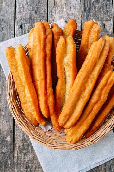 cuisine minute youtiao recipe fried dough the woks of