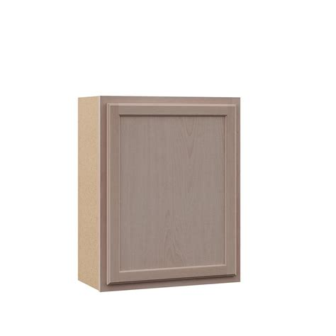 home depot kitchen wall cabinets assembled 24x30x12 in wall kitchen cabinet in unfinished 7135