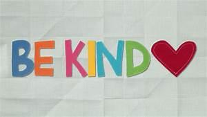 Be Kind | HighPointe Kids