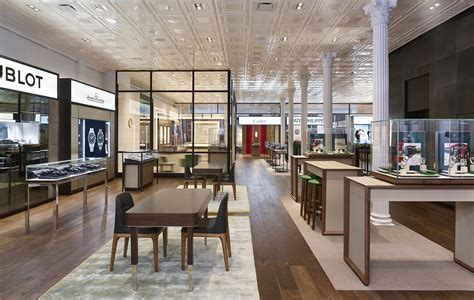 watches  switzerland opens flagship store  soho
