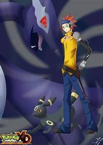 Pokemon XD main character by sakuramochixninja on DeviantArt