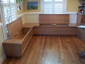 kitchen benches modern denver  amf custom works