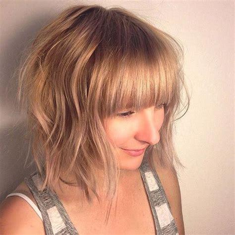 Cute Medium Haircuts Fuel Your Imagination