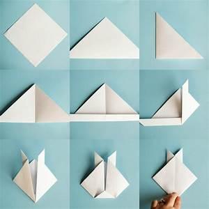 Hase Basteln Einfach : basteln mit kindern 100 origami diy projekte ~ Orissabook.com Haus und Dekorationen