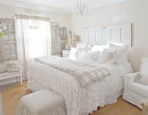 33 shabby chic bedroom décor ideas digsdigs