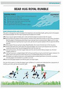 Introducing Contact Rugby Manual Rugby Drills Rugby