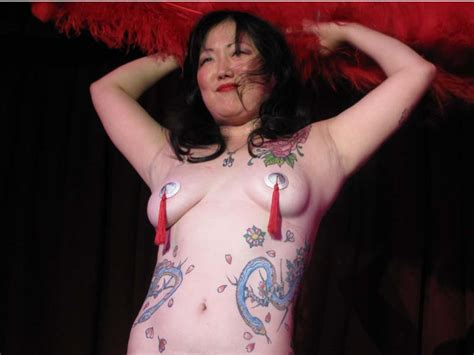Margaret Cho Legs Tattoo - Sex Porn Images