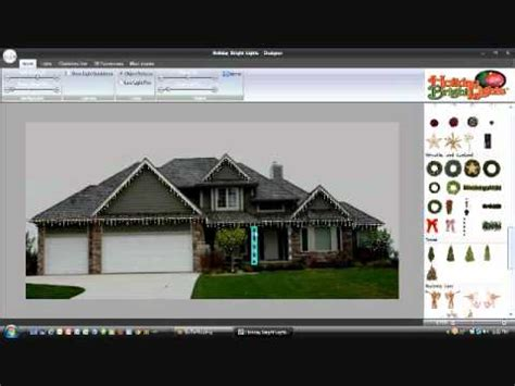 holiday bright lights design software webinar youtube