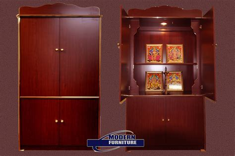 Pooja room cupboard designs   Hawk Haven