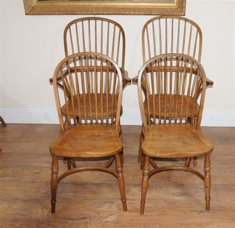 8 oak kitchen dining chairs farmhouse chair ebay