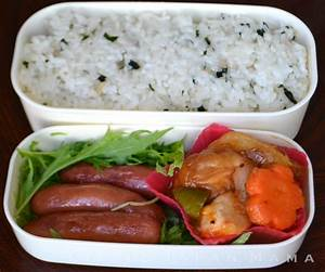 little japan mama How to Make Super Easy Japanese Bento