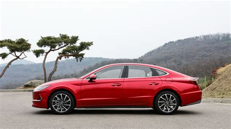 drive review  hyundai sonata doubles