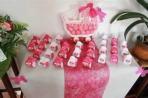 Decoration Pour Bapteme Fille : deco bapteme pas cher fille ~ Mglfilm.com Idées de Décoration