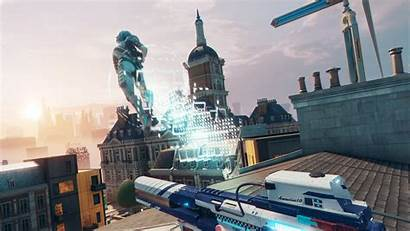 Hyper Scape Ubisoft Hyperscape Gaming War Pc