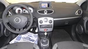 Renault Clio 3 1 5 Dci105 Gt 5p Occasion  U00e0 Mont U00e9limar  Drome Ard U00e8che