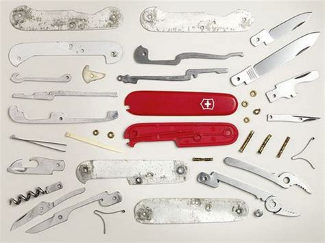 Multi Tool Component Diagram by Swiss Army Knife Tools Review Ideal Home Advise