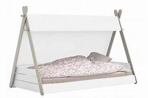 Tipi Enfant Pas Cher : mini cama cabana montessori toca mdf com grade r em mercado livre ~ Teatrodelosmanantiales.com Idées de Décoration