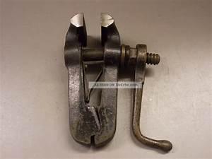 Altes Werkzeug Holzbearbeitung : feilkloben spannkloben spannzwinge schraubzwinge schraubstock altes werkzeug ~ Watch28wear.com Haus und Dekorationen