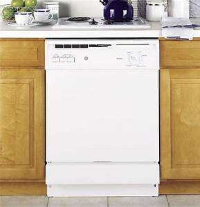 Ge Gsc3200jww 25 Inch Portable Dishwasher With 5 Automatic