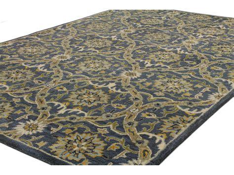 wilshire collection rugs bashian rugs wilshire blue rectangular area rug