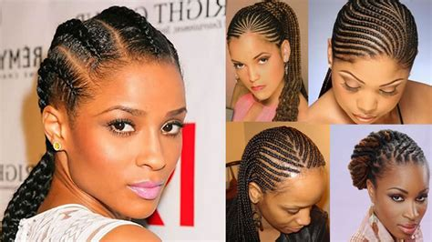 Cornrow Hairstyles For Black Women 2018-2019