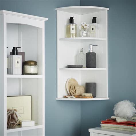 corner shelf cabinet bathroom store 3 tier shaker corner shelf