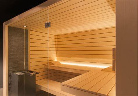 Sauna Für Badezimmer by Sauna Im Badezimmer Corso Sauna Manufaktur