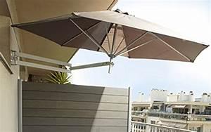 wand sonnenschirm sonstige preisvergleiche With französischer balkon mit sonnenschirm schwenkbarer arm