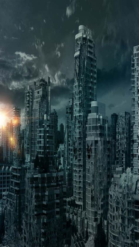 apocalyptic apocalypse nuclear future zombie cyberpunk cities end street abandoned futuristic fiction concept landscape books tokyo attack landscapes down postapocalyptic