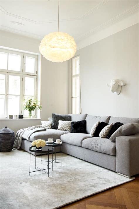 Graues Sofa Kombinieren by Grau Und Gem 252 Tlich Ein Graues Ecksofa Macht Sich