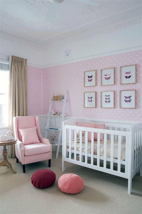 deco peinture chambre bebe decoration chambre bebe fille peinture