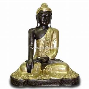 Buddha Figuren Deko : deko figur selig l chelnder asiatischer buddha ~ Indierocktalk.com Haus und Dekorationen