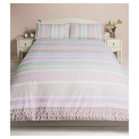 Buy Tesco Ditsy Floral Duvet Cover And Pillowcase Set From