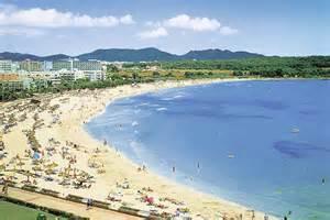 balkon whirlpool allsun hotel mariant park auf mallorca in s 39 illot spanien