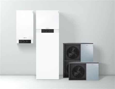 Effiziente Luft Wasser Waermepumpe In Split Bauweise by Neue Luft Wasser W 228 Rmepumpen Viessmann