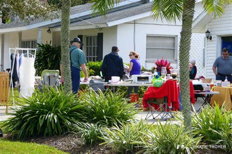 garage sales sarasota pinecraft sarasota yard sales