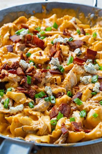Tortellini Chicken Pan Buffalo Minute Cook Cooking