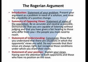 Rogerian Argument Essays Custom Essay Writing Company Rogerian  Rogerian Argument Paper On Abortion Definition