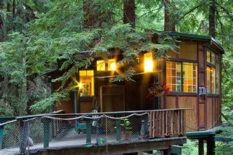 Tree House Airbnb Redwood Treehouse Santa Cruz Mountains On Airbnb 125