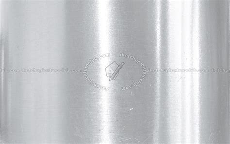 white shiny brushed metal texture