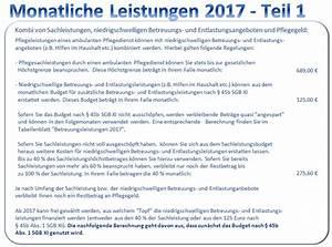 Verhinderungspflege Abrechnung : pflegeleistungen 2017 excel leistungs bersicht ~ Themetempest.com Abrechnung