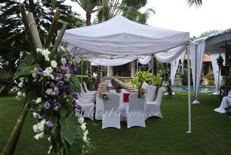 Outdoor Flower Decorations by Ethereal Mandap Decorations In Bangalore For Your Grand